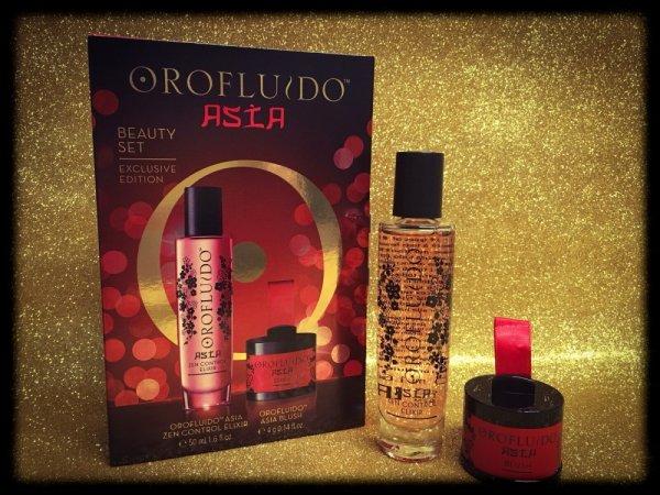 Revlon Orofluido Öl limitierte Asia Weihnachtsedition + Gratis Rouge + Gratis Probe + kostenloser Versand reduziert