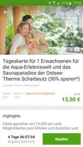 Groupon, Ostsee-Therme, update