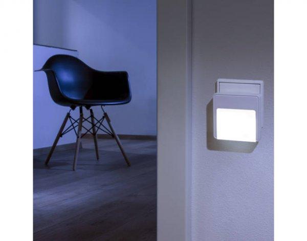 ANSMANN LED Guide MOTION, LED-Orientierungslicht, mit Dämmerungssensor und Bewegungsmelder @allyouneed für 9,95 inkl. Versand