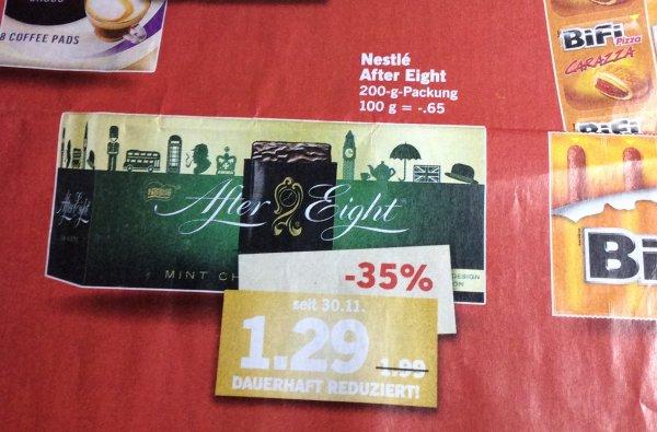 (Lidl)After Eight 200g für 1,29€