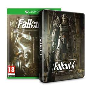 [Amazon.fr] Fallout 4 Xbox One / PS4 inkl. Steelbook