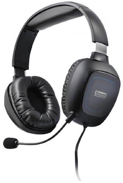Creative Sound Blaster Tactic3D Sigma GH0140 SBX Gaming Headset schwarz für 29.90 € > [amazon.de]