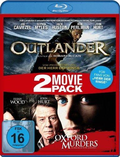 [Amazon Prime] Outlander / Oxford Murders [Blu-ray]