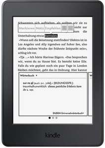 Kindle Paperwhite 3G (6 Generation) für 119€ bei Amazon.de