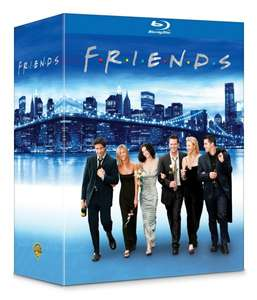 Friends - Die komplette Serie [Blu-ray] für 45,47€ @Amazon.fr