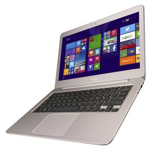 "[notebooksbilliger.de] ASUS ZENBOOK UX305LA-FB015H / 13,3"" QHD+ / Intel Core i7-5500U / 8GB / 256GB SSD / Win8.1 / Gold"