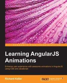 """""""Learning AngularJS Animations"""" E-Book Download"""