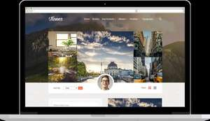 Vienna Wordpress Blog Theme