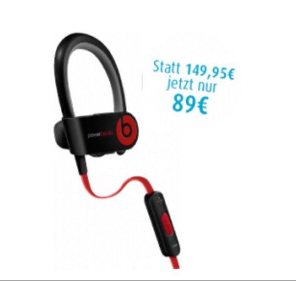 Bestpreis! Beats Powerbeats 2 Wireless - Schwarz (Telcoland)