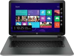 "[@NBB] HP 17-p024ng 17,3"" HD+, AMD A6-6310 , 4GB, 500GB HDD, AMD R4 Grafik, Win 8.1 