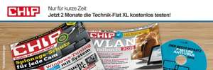 [CHIP] Technik-Flat XL für 2 Monate gratis