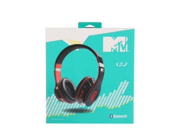 MTV Bluetooth Kopfhörer Bügelkopfhörer für 17,95€ @ Allyouneed