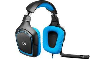 [AMAZON] Logitech G430 Gamingheadset 1x 39,49€ *UPDATE*