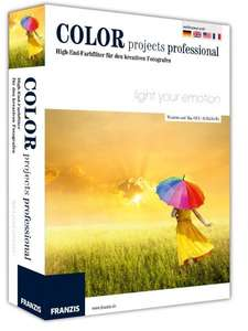 [Giveaway of the day] Color Projects Pro 1.14 (Win&Mac)