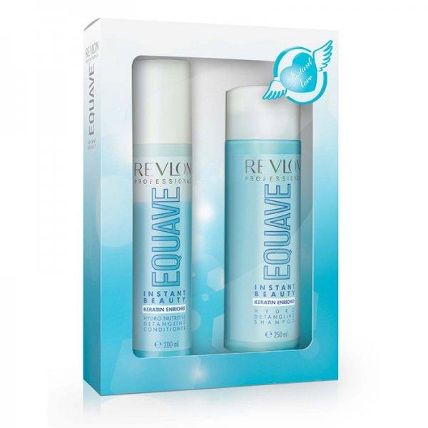 Extremer Preis Sale: Revlon Equave Hydro Shampoo + Conditioner Geschenkset + Gratis Versand + Beauty Proben reduziert