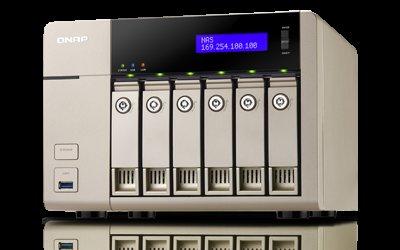 QNAP Turbo Station TVS-663-4GB