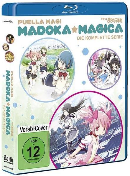 Update! Preisfehler bei thalia.de! Madoka Magica Komplettbox [Bluray] für 11,99 € Madoka Magica: Rebellion [Bluray] 9.99 €