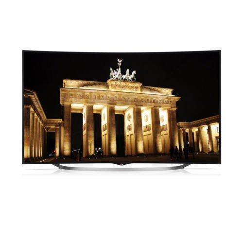 [NBB] LG 65UC970V 165 cm (65 Zoll) 3D 4K Ultra HD LCD-TV, LED-Backlight, 1000 Hz, DVB-T/-T2/-C/-S2 Empfänger, HbbTV, WLAN, Internetfähig, Video on Demand, Webbrowser, App-Store Anbindung, Smartphone-Steuerung, Videotelefonie-Software, CI+, USB, DLNA-
