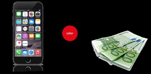 [Sbroker] Neukunden bekommen IPhone 6 / 40 Trades oder 300€ Orderguthaben