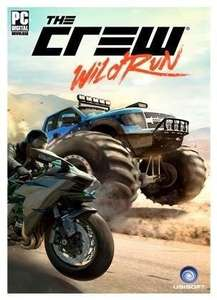 Buecher.de: The Crew Wild Run für 6,99€