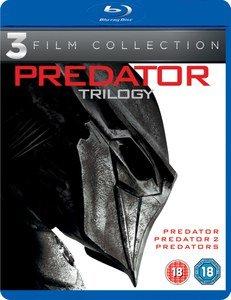 Predator Trilogy OT (Blu-ray) für 9€ bei Zavvi.de