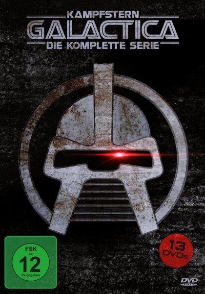 [Lokal] Saturn Berlin Kampfstern Galactica - Die komplette Serie [13 DVDs]