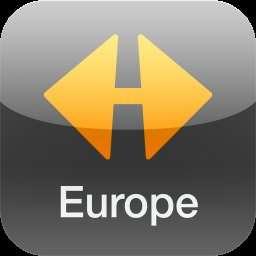 IOS Navigon Europe 49,99€