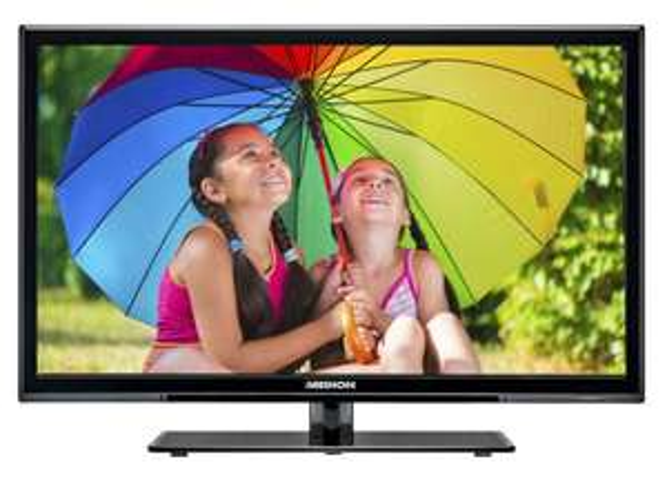 "[Medion/Ebay] MEDION LIFE P12235 MD 21335 59,9cm/23,6"" LED-Backlight-TV Full HD DVD-Player HD-DVB-T/-C und Kabel, Integrierter Mediaplayer + 5-fach Paybackpunkte"