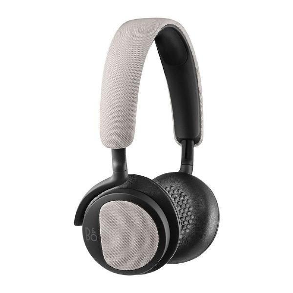 BO PLAY BeoPlay H2 On Ear Kopfhörer - nur in Silber