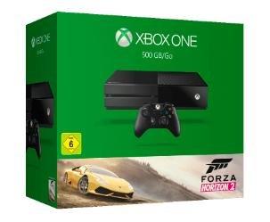 Xbox One 500GB (Neue Version) + Forza: Horizon 2 für 294€ bei Saturn.de