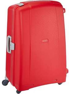 [Amazon.de] Samsonite Aeris Spinner 82/31 Koffer, 81cm, 119 L, rot für 113,40€