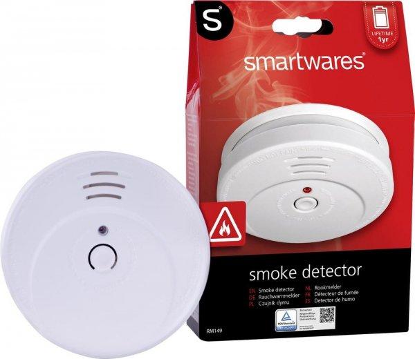 [Voelkner] Smartwares Rauchmelder RM149, 2er-Set
