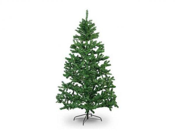 [Dilego] Künstlicher Weihnachtsbaum Christbaum 180 cm mit Ständer Christmastree XMAS 673 Spitzen