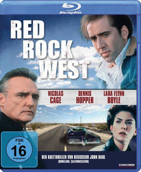 Blu-ray - Red Rock West [Vorbestellung] ab €1,49 [@Mediamarkt.de]