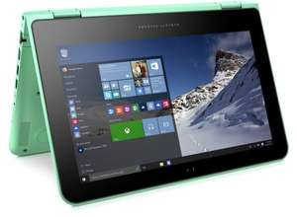 "HP Pavilion 11-k100ng x360 Touch 360° Convertible - 11,6"" Touch IPS, Intel® Pentium® N3700, 4GB Ram, 500GB HDD, B&O Play Lautsprecher, Windows 10 für 373.99 € beim HP Student Store"