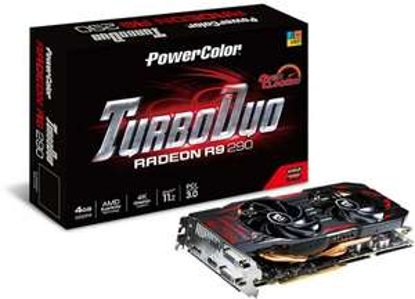 LOKAL PowerColor Radeon R9 290 TurboDuo OC, 4GB @ K&M und Bora Computer