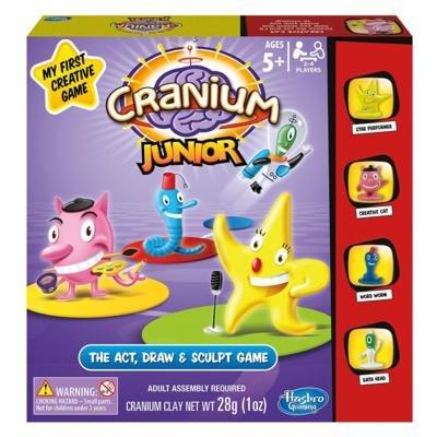 Cranium Junior von Hasbro (Amazon.de)