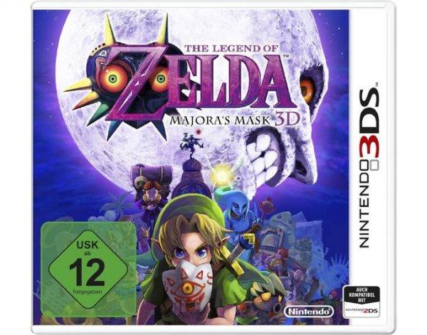 [Comtech] The Legend of Zelda: Majora's Mask 3DS Spiel