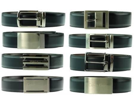Diverse Calvin Klein Herren Leder-Wende-Gürtel (individuell kürzbar) für 20,46 € @ allyouneed