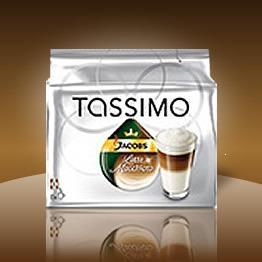 Tassimo Latte Macchiatto 480g (8er) ziemlich günstig!