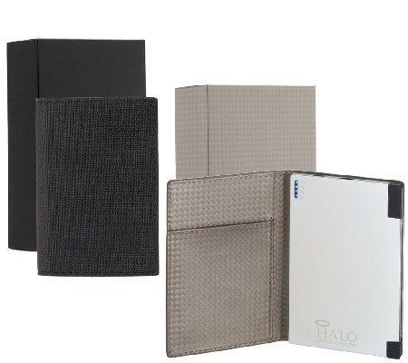[QVC] HALO Ultra Slim 3000mAh Akku + RFID-geschütztes Kartenfach für 32,81€ inkl.Versand