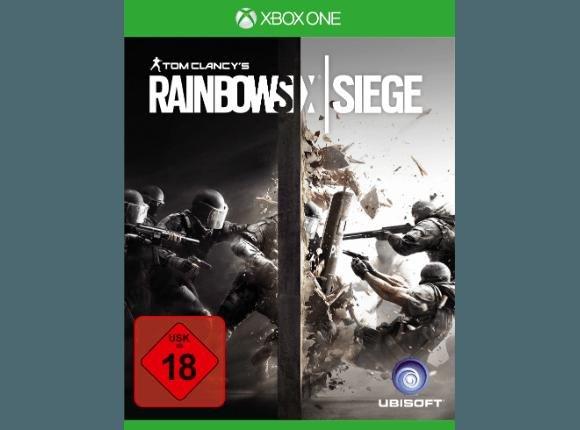 Rainbow Six Siege - Xbox One Account Unlock