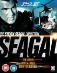 [Bluray] Seagal Triple Box Set (OT) für 3.82€ @ zavvi