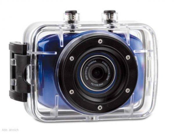[Pollin] HD Outdoor-Kamera PremiumBlue PK-720PO/S, Touch, 720p, umfangreiches Zubehör