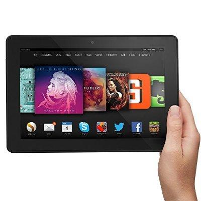Amazon 230€ Rabatt auf alle Kindle Fire Hdx 8.9 Version mit 32 gb und wifi für 199€