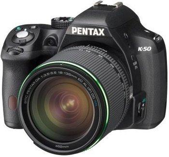 Pentax K-50 Kit 18-135 mm im Tagesangebot bei Amazon.fr