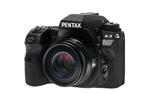 [Amazon Tagesdeal] Pentax K-3 inkl. DA 50mm 1,8f Objektiv