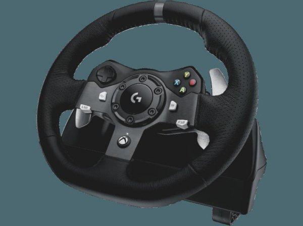 Logitech G92 und G920 PS4/Xbox One Lenkrad 249€ statt 329€