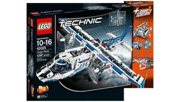 Mytoys.de, LEGO Technic 42025 Frachtflugzeug für 77,94 €