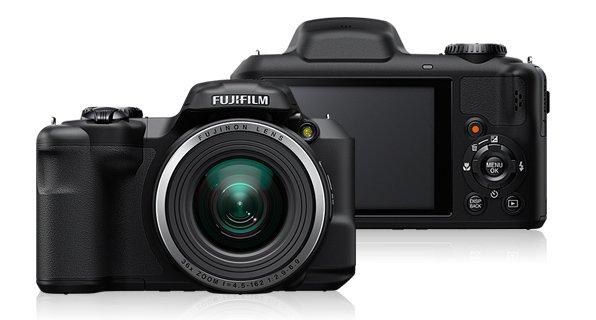 Fujifilm FinePix S8600 für 50€ - PVG 119€ (lokal @ real DEZ Kassel)
